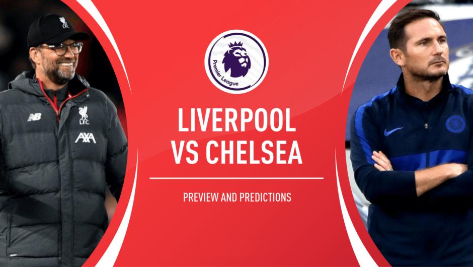 Liverpool vs Chelsea predictions