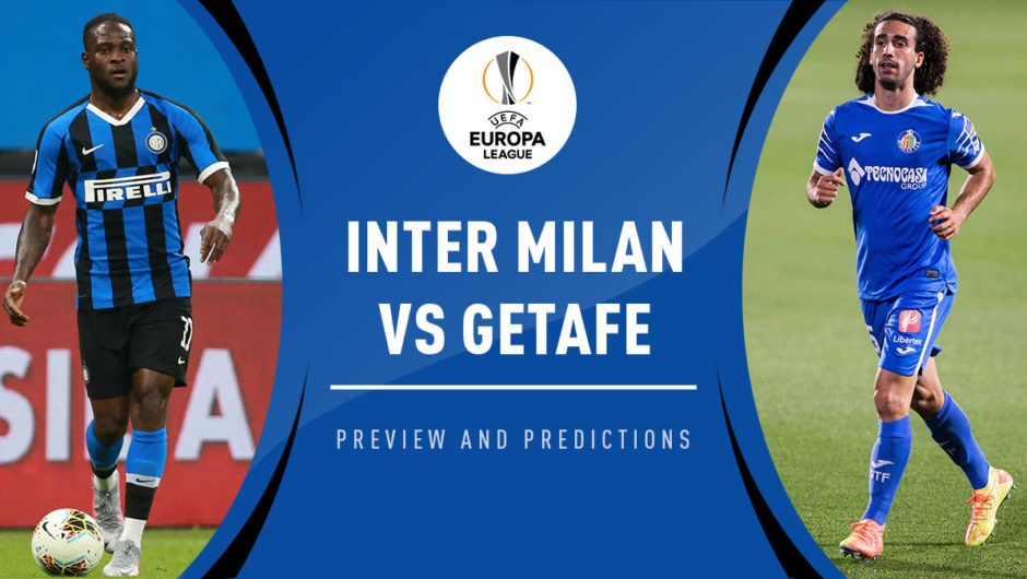 Inter Milan vs Getafe online