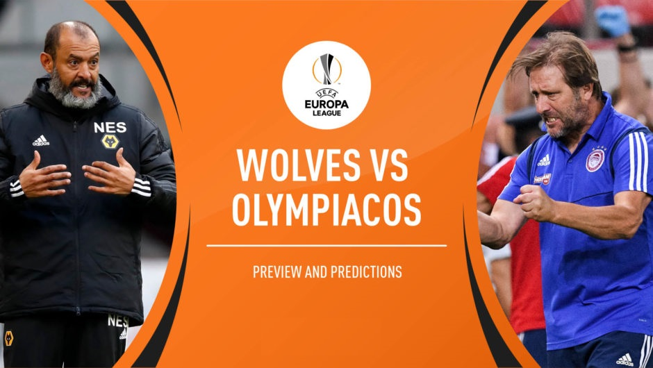 Wolves v Olympiacos