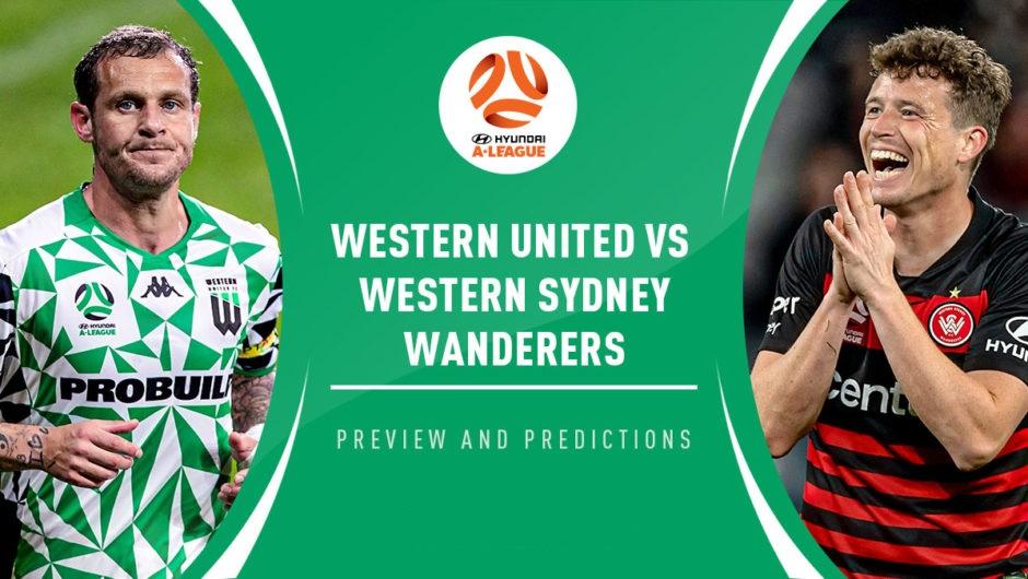 Western United v Western Sydney Wanderers