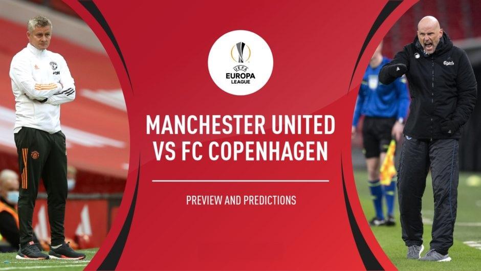 Man Utd vs FC Copenhagen
