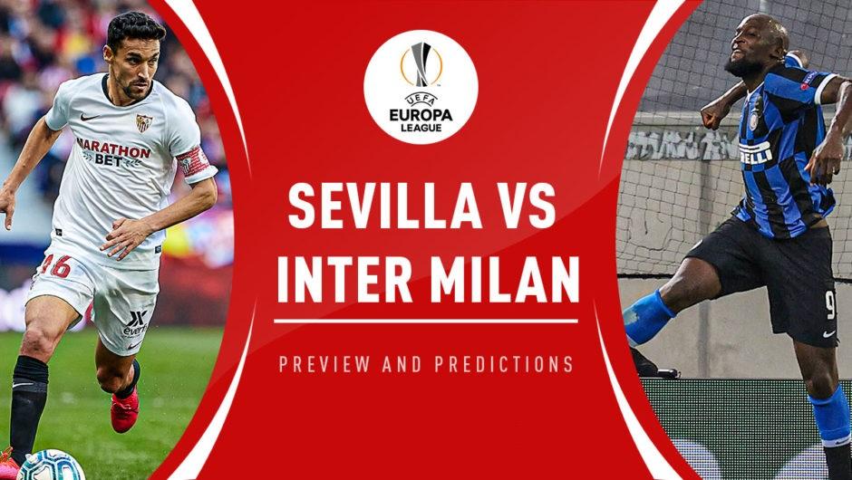 Inter Milan vs Sevilla