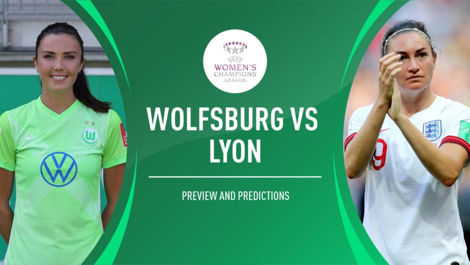 Wolfsburg vs Lyon