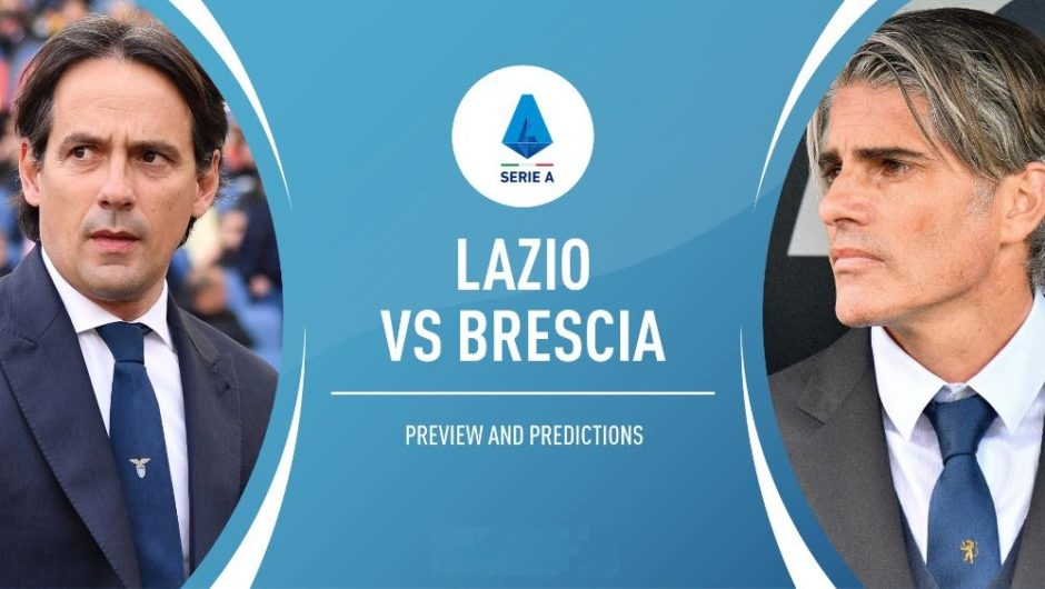 Lazio vs Brescia predictions