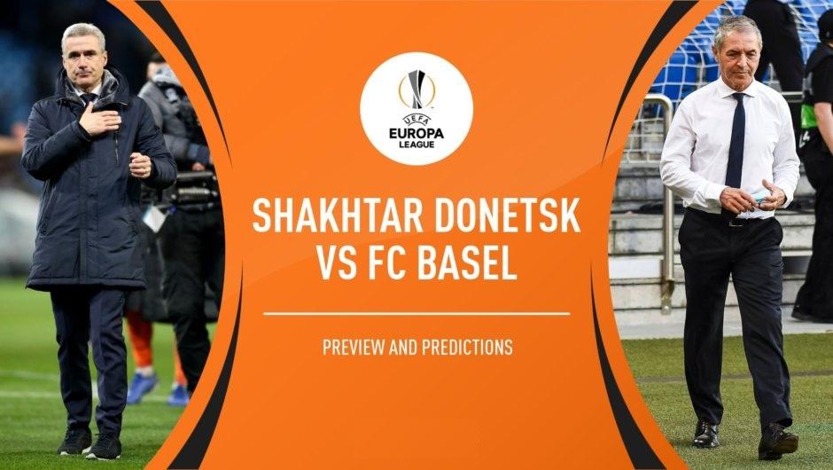 Shakhtar Donetsk vs FC Basel