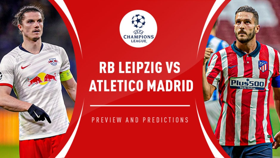 RB Leipzig vs Atletico Madrid