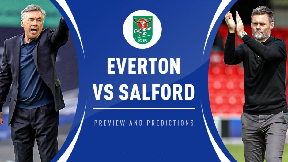 Everton vs Salford City predictions